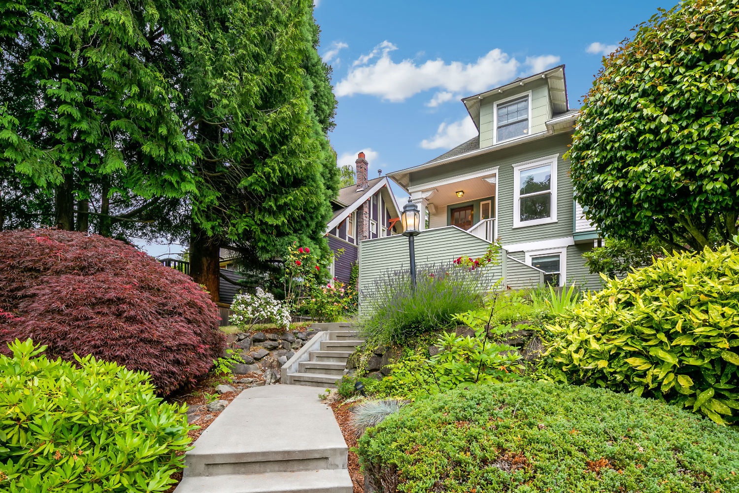 Classic Queen Anne Craftsman - Pointe3 Real Estate Pointe3 Real Estate